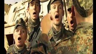 Die Bundeswehr singt dem Minister ein Lied