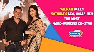Salman Khan: 'Katrina will get a National Award for Bharat'