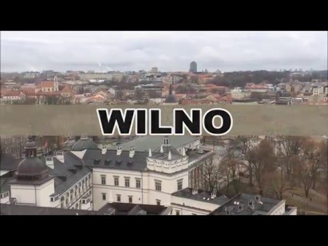 Wilno atrakcje miasta, starówki. Litwa dla każdego.