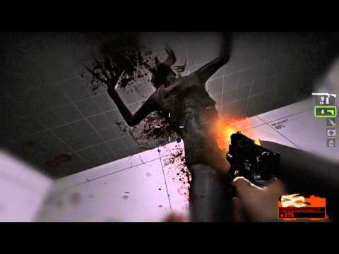 Left 4 Dead 2 - Witch Training Map