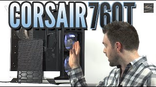 Corsair Graphite 760T Review [HD]
