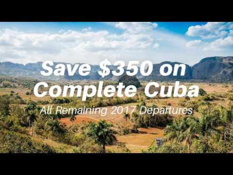 You Can Still Explore Cuba