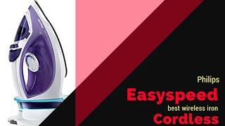 Philips Easyspeed cordless iro…