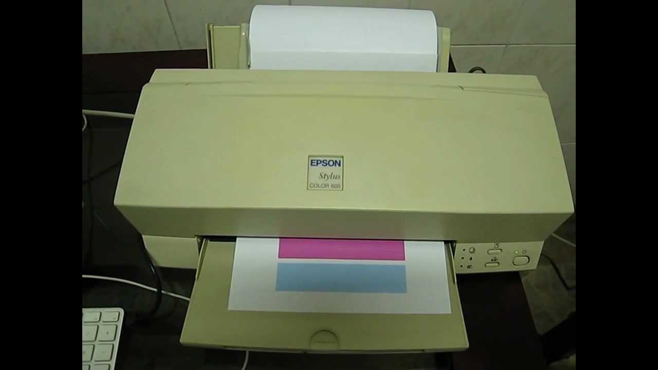 Epson stylus color 740 ink jet printer | inkjet | printers | for.