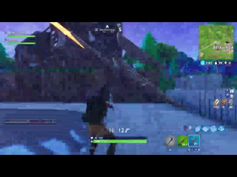 Tilted towers bye bye Tilted