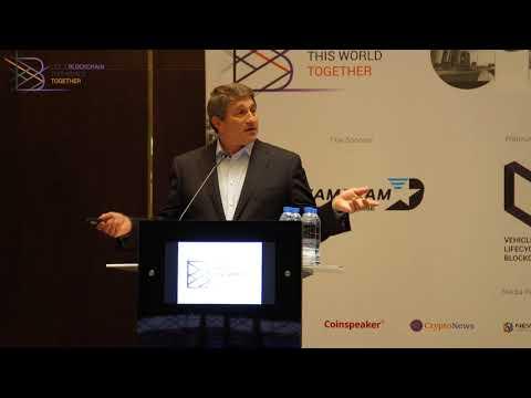 Steve Papermaster at B Conference Abu Dhabi 2017