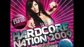Hardcore Nation 2009 - [Barthezz - On The Move (Stu Allan Remix)]