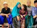 Foto gus azmi dan keluarga