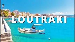 Λουτράκι Κορινθίας: καλύτερες παραλίες, σπα & Αξιοθέατα: Σχίνος, Λίμνη Ηραίου, Ισθμός, Ακροκόρινθος