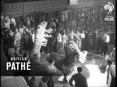The Chelsea Arts Ball (1957)