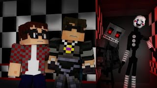 Minecraft FIVE NIGHTS AT FREDDY'S 4 HIDE N SEEK!