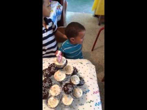 Cheyne's 3rd Birthday at Bright Stars Academy