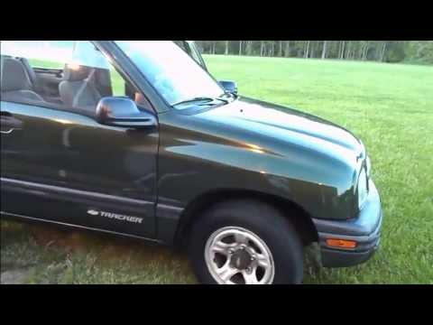 1999 chevy tracker for sale 93 000 miles convertible. Black Bedroom Furniture Sets. Home Design Ideas