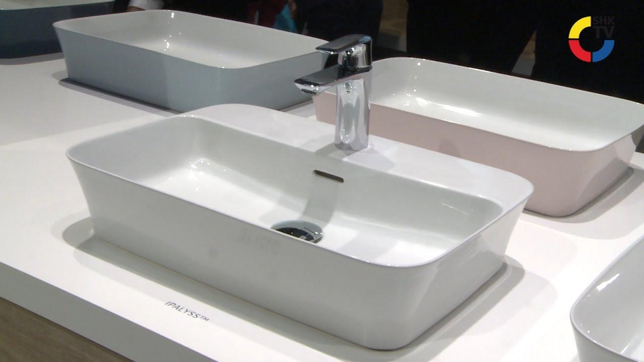 Ideal Standard: Waschtischserie Ipalyss - YouTube