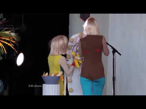 Sia - Big Girls Cry ( Jimmy Kimmel ° Live )