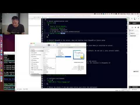 Deploying Meteor Apps to Production Environments - Meteor Singapore