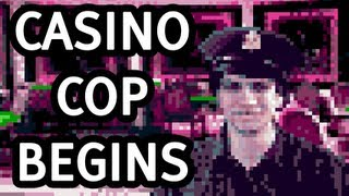 LGR - Casino Cop Begins