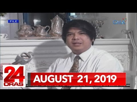 24 Oras: August 21, 2019 [HD]