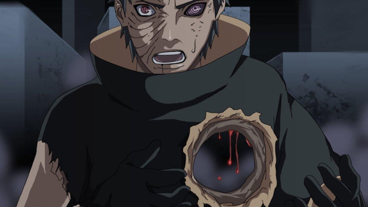 Obito Pierced by Kakashi's Raikiri, Rins Death Explained ...  Obito Pierced b...