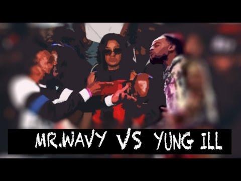 BORN LEGACY 3 PREVIEW MR WAVY VS YUNG ILL - WHO WILL WIN???
