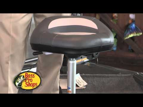 Bass Pro Shops Point Man Pedestal Boat Seat And Power Pedestal