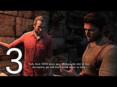 Uncharted 3 Drake's Deception Walkthrough Part 3