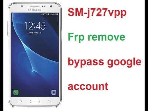 j727vpp samsung j7 V frp bypass google id 100% done