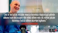 HelsinkiReal: Jaakko Savolahti - Paleoruokavalio
