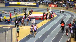 CB Indoor 2013 - 800 m scolaire homme