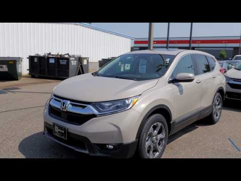 2019 Honda CR-V Available Features