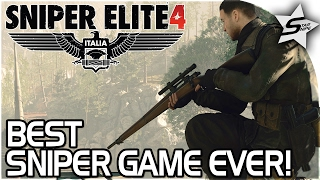 The BEST SNIPER GAME EVER!! - KILLING HITLER