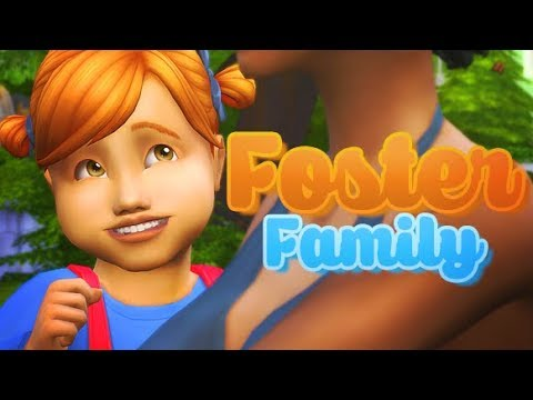 TAKE CARE OF FOSTER KIDS & PETS! | THE SIMS 4 // FOSTER HOME MOD thumbnail