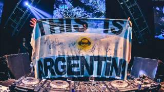 Aly and Fila - Armada Night 19.06.2011, Crobar. Buenos Aires Argentina