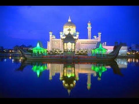 Sultan Omar Ali Saifuddien Mosque | Brunei Darussalam