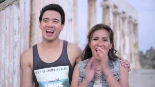 "Angeline Quinto & Erik Santos in ""Nag-iisa Lang"" Music Video"