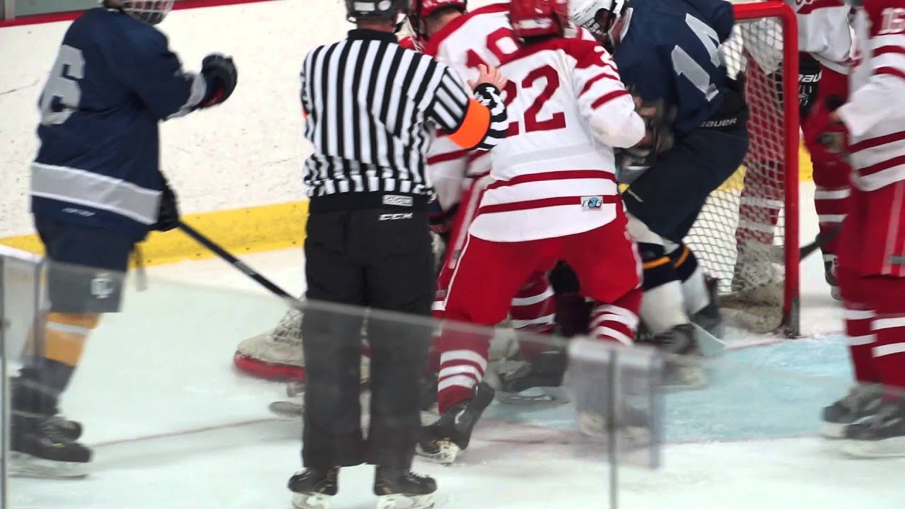 Ithaca midget hockey