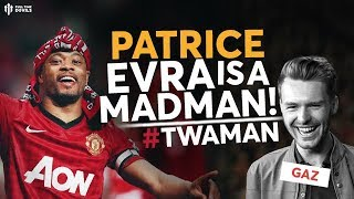PATRICE EVRA DELIVERS THE GOODS ONCE AGAIN! #TWAMAN