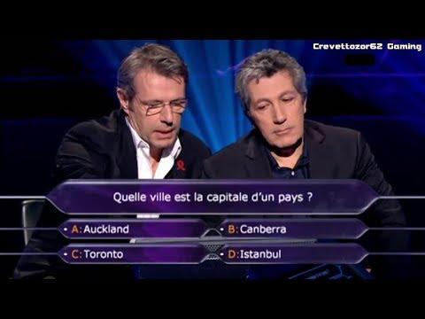 Qui Veut Gagner Des Millions QVGDM  30032012  Alain Chabat et Lambert Wilson
