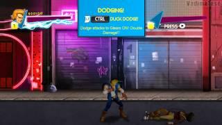 Double Dragon: Neon PC GamePlay HD 720p