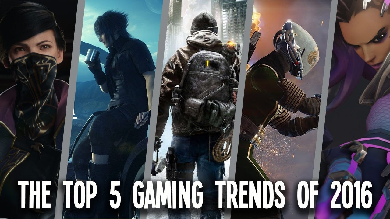 GDC 2018: The 5 biggest game industry trends for 2018
