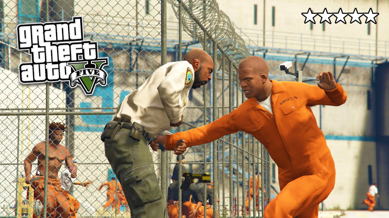 Grand Theft Auto On Vita : Gta pc mods prison mod break