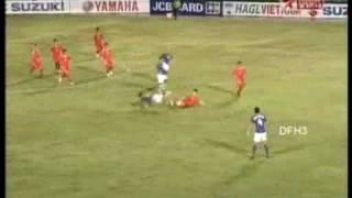 Malaysia vs Laos (AFF Suzuki Cup 2008)