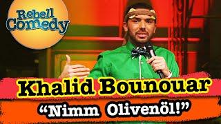 Khalid Bounouar – Arabische Medizin