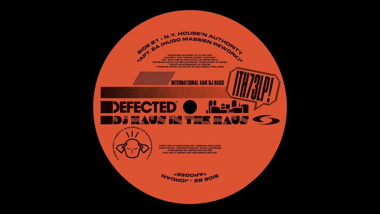 Download N Y  House'n Authority 'APT  2A' (Hugo Massien Rework)
