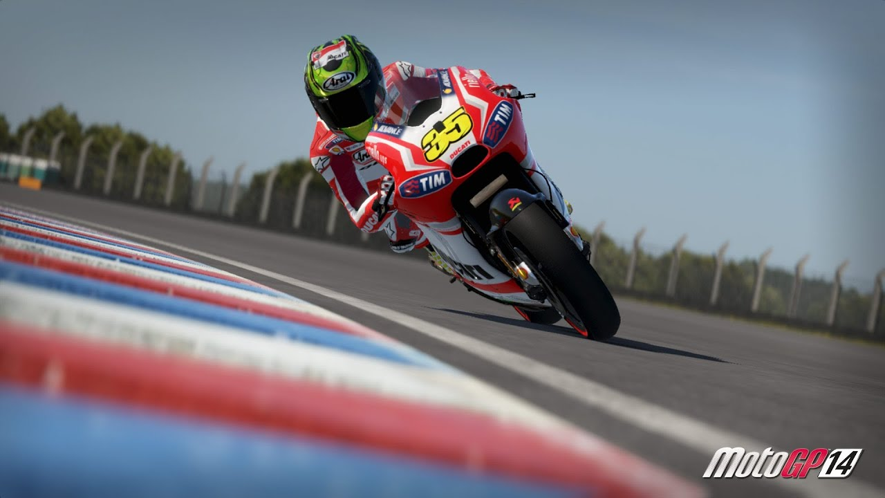 MotoGP 14 Game Review (2014 MotoGP Game) - YouTube