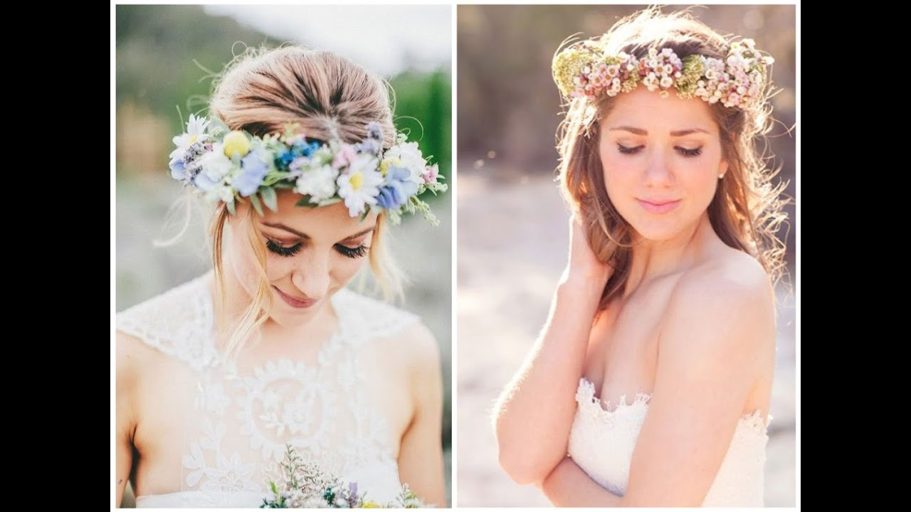 Tips for Wearing Fresh Flowers in your hair