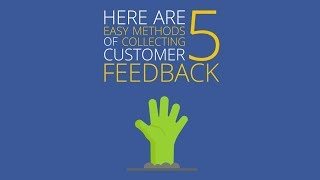 5 Methods for Collecting Customer Feedback Mp3