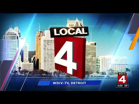 Local 4 News at 5 -- Oct. 16, 2017