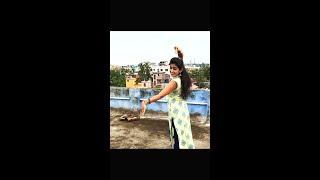 """Ei Meghla dine ekla"" dance cover by Priyanka Banerjee"