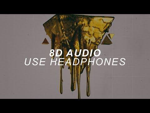 Lorde - Tennis Court (Flume Remix) (8D AUDIO)
